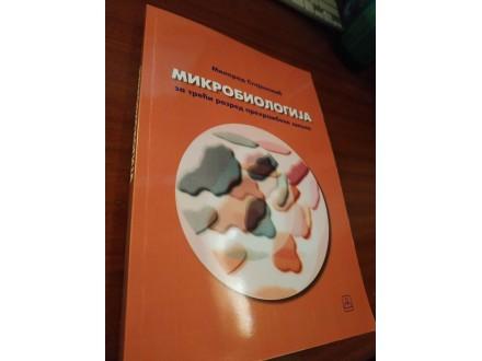 Mikrobiologija Milorad Stojanović