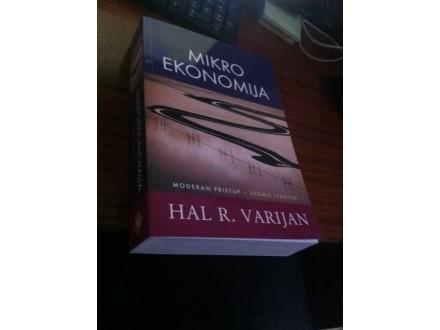 Mikroekonomija Hal Varijan