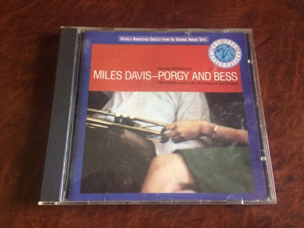 Miles Davis - Porgy And Bess Remaster Cd