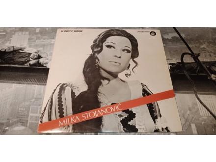 Milka Stojanovic-U svetu opere