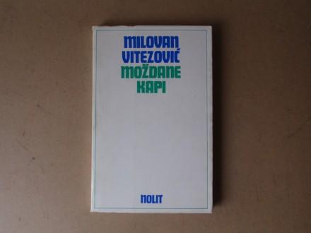 Milovan Vitezović - MOŽDANE KAPI