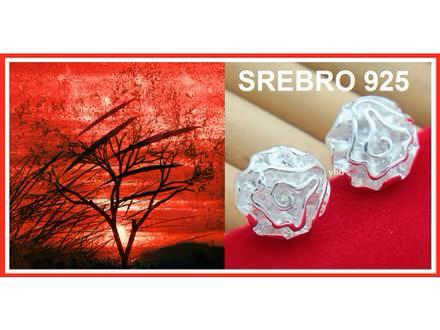 Mindjuse SREBRO 925 - E003