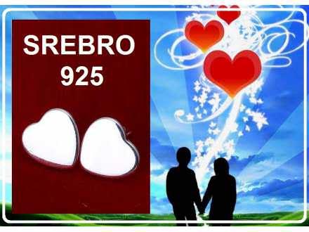 Mindjuse SREBRO 925 - E010