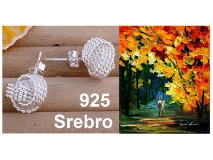 Mindjuse SREBRO 925 - E013