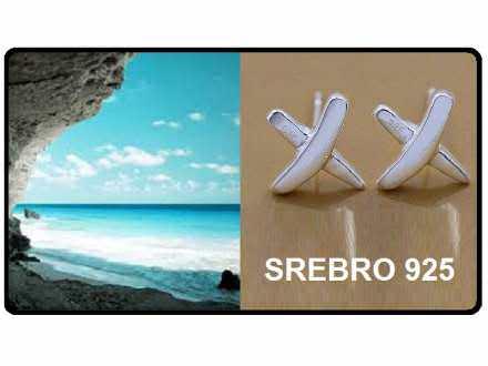 Mindjuse SREBRO 925 - E019