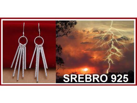 Mindjuse SREBRO 925 - E026