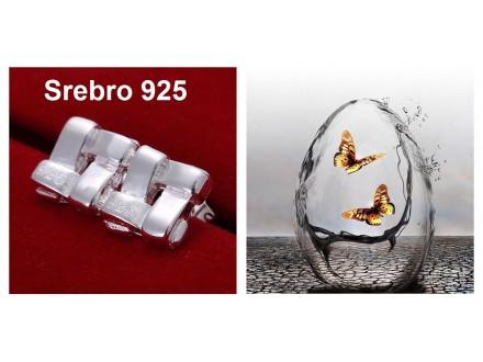 Mindjuse SREBRO 925 - E029