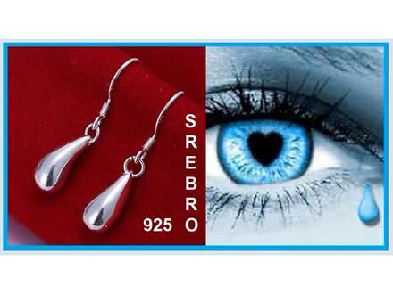 Mindjuse SREBRO 925 - E036