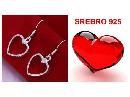 Mindjuse SREBRO 925 - E047