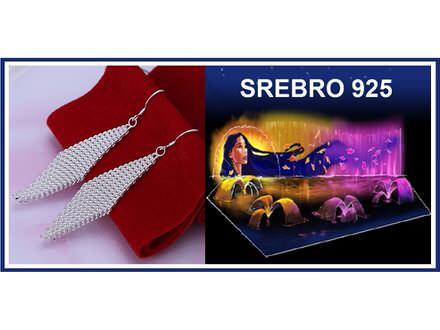 Mindjuse SREBRO 925 - E061