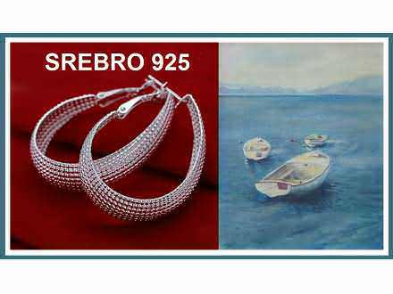 Mindjuse SREBRO 925 - E064