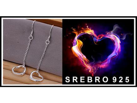Mindjuse SREBRO 925 - E086