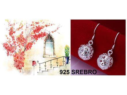 Mindjuse SREBRO 925 - E100