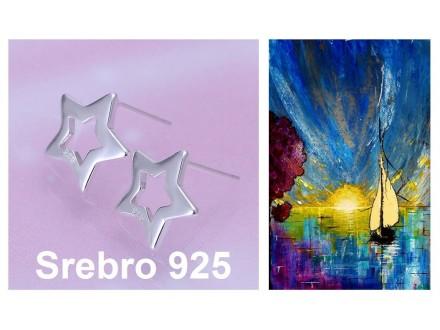 Mindjuse SREBRO 925 - E107