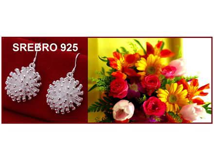 Mindjuse SREBRO 925 - E114