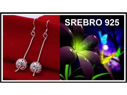 Mindjuse SREBRO 925 - E167