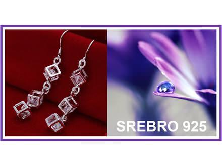 Mindjuse SREBRO 925 - E206