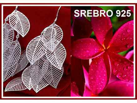 Mindjuse SREBRO 925 - E214