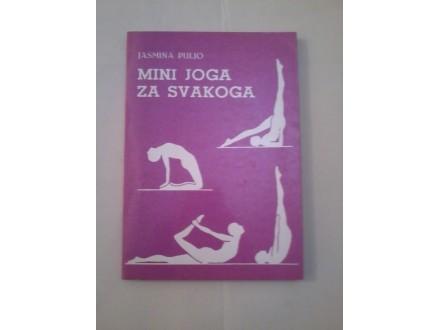 Mini joga za svakoga - Jasmina Puljo