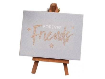 Mini štafelaj - Forever Friends