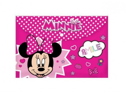 Minnie Mouse school fascikla A4 318285