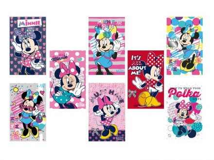 Minnie Mouse school notes 318212