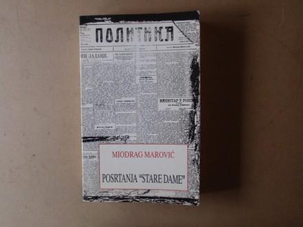Miodrag Marović - POSRTANJA STARE DAME