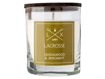 Mirišljava sveća - Sandalwood &; Bergamot