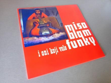 Miša Blam I Oni Koji Vole Funky, 12-inčni Maxi Single