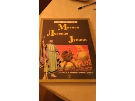 Mitovi Legende Junaci
