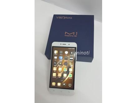 Mobilni telefon YBZ M1- 2GB Ram-QuadCore 2 Kartice Roze