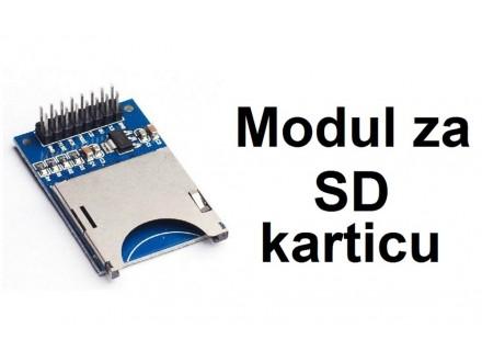 Modul za SD karticu - SD card modul