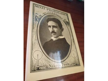 Moji pronalasci Nikola Tesla