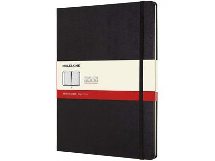 Moleskine Large Address Book - Moleskine