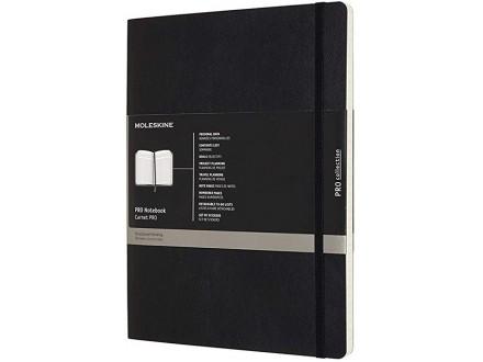 Moleskine X-Large Pro Soft Notebook - Black - Moleskine