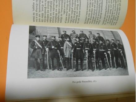 Moltke Mensch und Feldherr,Moltke-čovjek i general WWI