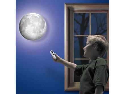 Moon in my room - Magični sjajni Mesec u Vašoj sobi