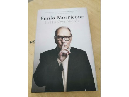 Morricone, Ennio-In His Own Words