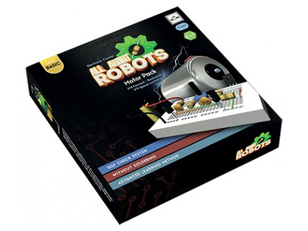 Motor Pack / All About Robots