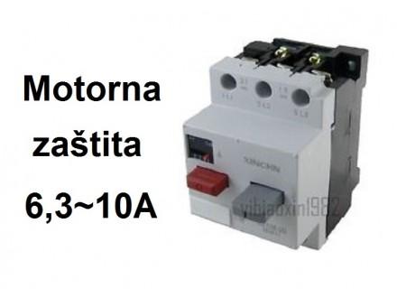 Motorna zastitna sklopka 10A - trofazna