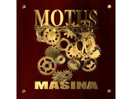 Motus Vita Est – Mašina (Red Transparent LP)