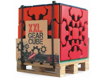 Mozgalica - XXL Gear Cube