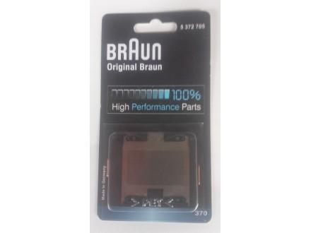 Mrežica za aparat za brijanje 370-Braun-Akcija!