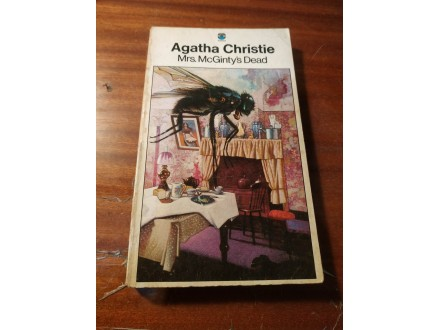 Mrs Mcgintys dead Agatha Christie