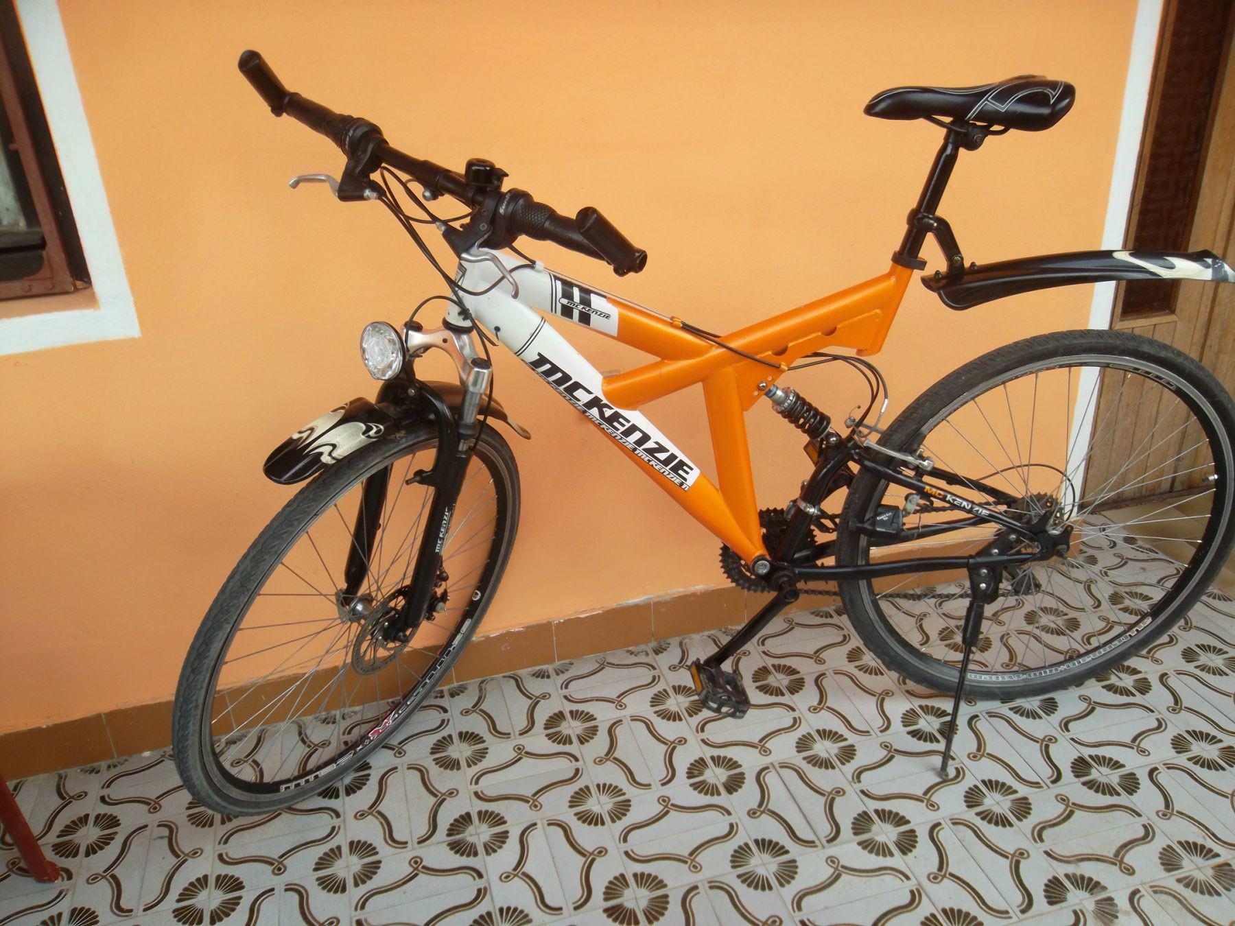 scheibenbremse nachr sten mckanzie hill 400 x fahrrad. Black Bedroom Furniture Sets. Home Design Ideas