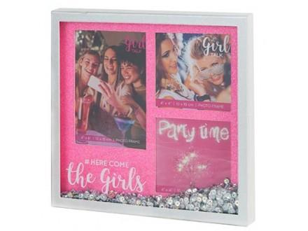Multi ram - Girl Talk, Sparkle The Girls - Girl Talk