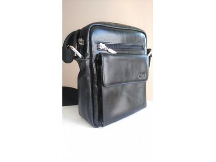 Muška kožna torbicа, artikal 414, izrada