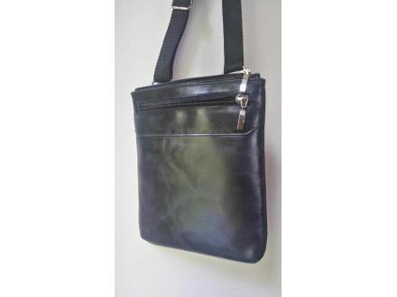 Muške kožne torbice mod.415, goveđa koža, izrada