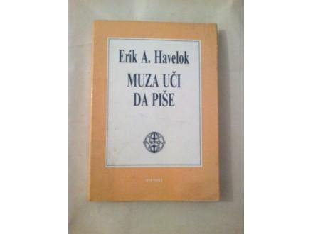 Muza uči da piše - Erik A. Havelok