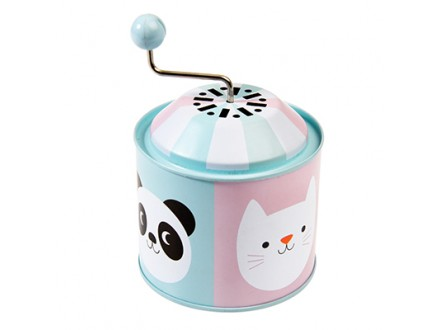 Muzička kutija - Miko and Friends - Miko the Panda, Bonnie the Bunny, Cookie the Cat